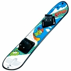 Ripped 95cm Snowboard with Toe Bindings