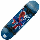 "Amazing Spider-Man 28"" Blue Spider Skateboard"