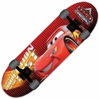 "Cars Lighting McQueen 28"" Skateboard"