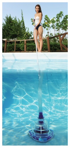 V Trap Above Ground Pool Vacuum Swimming Pool Vacuums