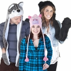 Winter Animal Hats