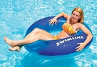 Super Graphic Inflatable Swim Ring