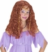 Child's Auburn Princess Wig