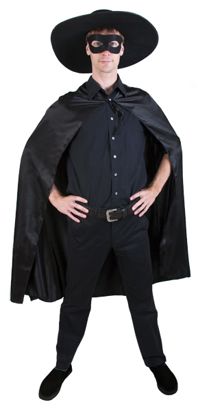 Adult Zorro Kit