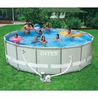 Intex 16 ft x 48 in Frame Set Pool - Show Special