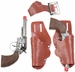 Kid's Double Holster Cowboy Toy Gun Set