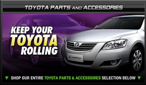 Toyota Accessories & Parts