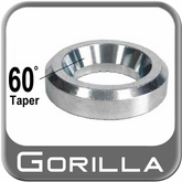 Gorilla Lug Nut Washers Tapered/Flat Adapter Style