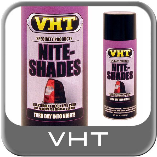 VHT Nite Shades® Lens Paint Lens Cover Tint