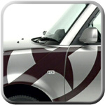 2003-2005 Scion xB Body Graphics