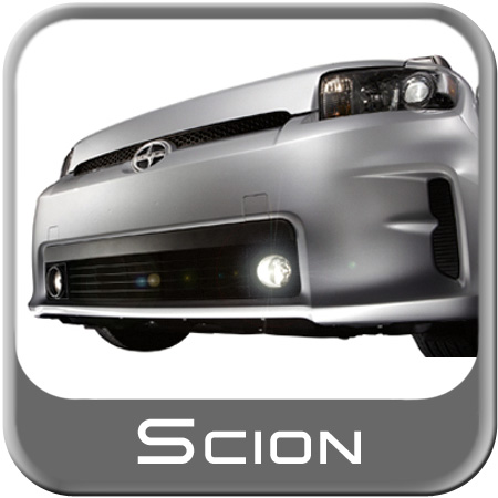 2011-2014 Scion xB Fog Lights Complete Fog Lamp Set