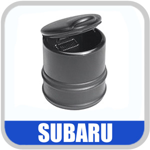 2005-2011 Subaru Legacy Car Ashtray / Change Cup Black
