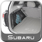 2011 Subaru Forester Cargo Net Envelope Style, Side Mount Set of 2 Nets