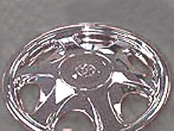 "1995-2000 Toyota Avalon Wheel Cover 15"", Chrome Single Cover"