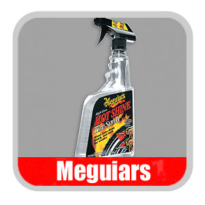 Meguiars Hot Shine High Gloss Tire Spray 24 oz. Trigger Spray Bottle
