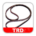 1995-2004 Toyota Tundra Supercharger Belt Replacement V-Belt TRD Performance Part