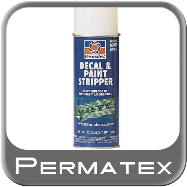 Permatex Decal and Paint Stripper