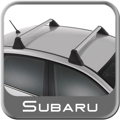 2009 2011 Subaru Forester Roof Rack Base Kit Except With