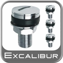 Excalibur Flush Mount Valve Stems