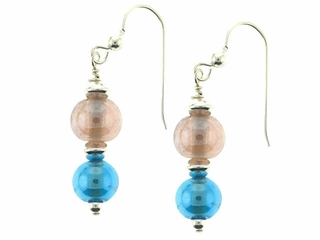 Colorful Bubbles Earrings