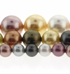 South Sea Shell Pearl Bead Strands