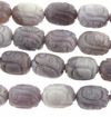 New Lavender Agate Beads
