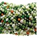 Multi-Color Irish Mix Freshwater 5-9mm Pearl Bead Strands