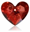 Swarovski Truly In Love Heart Pendants 6264