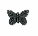 Black Finish Monarch Bead
