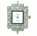 Rectangle Crystal Austrian Crystal Watch Face