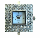 Austrian Crystal Square Crystal Watch