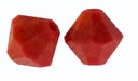 Dark Red Coral 5301 Discontinued Swarovski 4mm (10 PK)