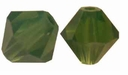 Palace Green Opal 5328 4mm Swarovski Crystal XILION Bicones Beads (10PK)