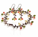 Autumn Leaves Bracelet and Earring Kit