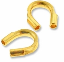Gold Plated Wire Guard (20PK)