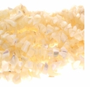 Mother of Pearl Beads Chips 36 inch Strand