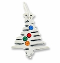 Holiday Sterling Silver Charms