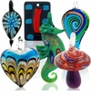 Murano Glass Lampwork Pendants