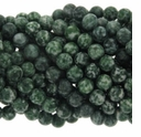 Tree Agate 8mm Round Beads 16 inch Strand