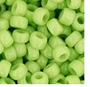 TOHO 8/0 Seed Bead:  Opaque Sour Apple (10g)