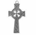 Sterling Silver Celtic Sterling Silver Cross