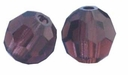 Burgundy Swarovski 5000 4mm Crystal Beads (10PK)