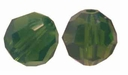 Palace Green Opal Swarovski 5000 4mm Crystal Beads (10PK)
