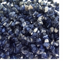 Sodalite Beads Chips 36 inch Strand