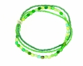 Spring Green 7mm Stretch Bracelet