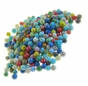 Luster Bubbly Tiny Glass Beads Mix (50G)
