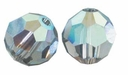 Black Diamond AB Swarovski 5000 6mm Crystal Beads (10PK)