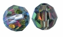 Crystal Vitrail Medium Swarovski 5000 6mm Crystal Beads (10PK)