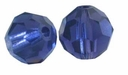 Purple Velvet Swarovski 5000 6mm Crystal Beads (10PK)