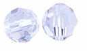 Violet Swarovski 5000 6mm Crystal Beads (10PK)